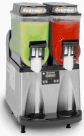 Open Hopper Frozen Drink Machine